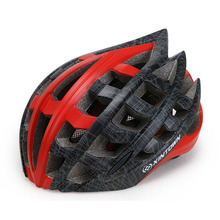 Bicycle Helmets  Men  Bike Helmet Back Light Mountain Road Bike Integrally Molded Cycling Helmets L056