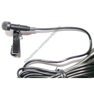 Image 2 - Петличный микрофон MICWL, микрофон с отворотом для Sennheiser EW 100 300 500 G1 G2 G3 Wireless MKE2 Design с зажимом и крышкой