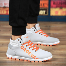 2017 Men Shoes Spring Autumn Mens Trainers Breathable Flats Walking Shoes zapatillas hombre tenis masculino shoes