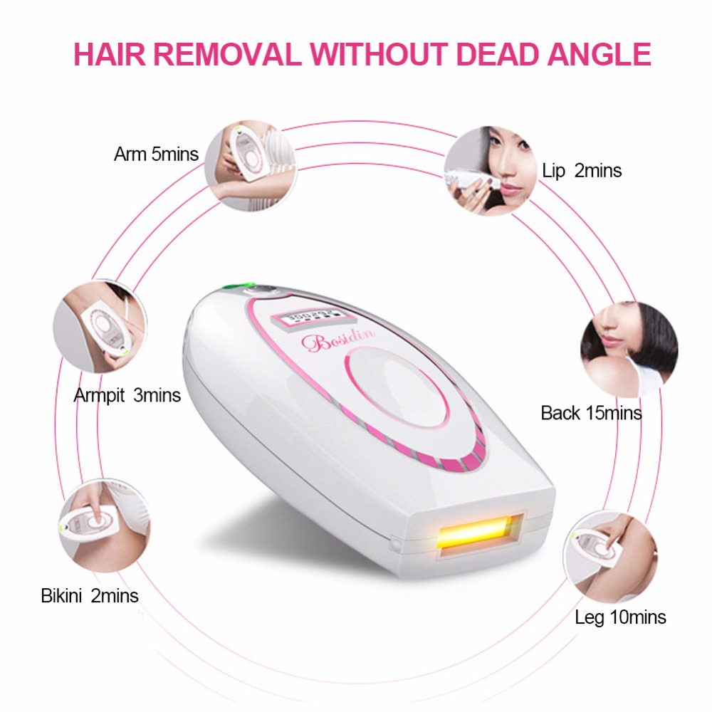 300000 IPL Laser Hair Removal Machine Laser Epilator Hair Removal Permanent Bikini Body Hair Trimmer Removal Electric depilador laser hair removal