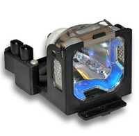 Lv-lp12/7566a001aa lâmpada do projetor de substituição com habitação para canon lv-s1/lv-x1