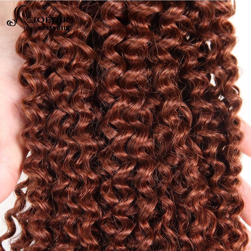 Joedir Hair Brazilian Water Wave 1 Piece Remy Hair Bundles 113g Färg - Skönhet och hälsa - Foto 5