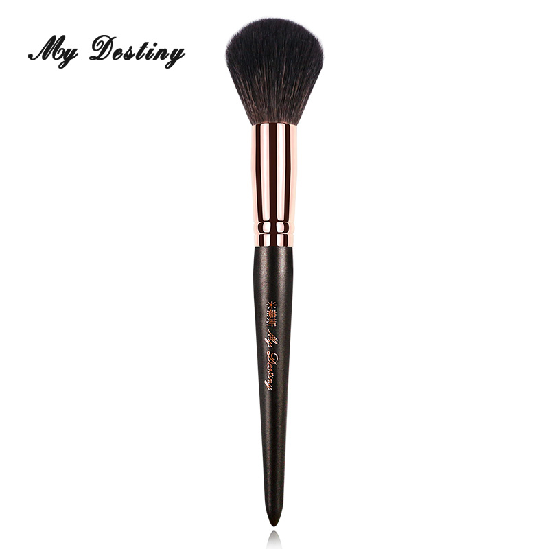 MY DESTINY Goat Hair Middle Blush Brush for Blusher Makeup Brushes Make Up Tool Pinceis Pincel Maquiagem Pinceaux Brochas 022 destiny