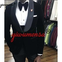 Y515 Latest Coat Designs Men Suits Slim Fit Formal Tailor Made Wedding Suits For Mens Groom Prom Tuxedo Blazer Double Breasted