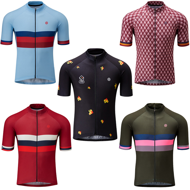 ciclismo Summer 2018 Belgium Pro club Cycling Jersey Short Sleeve Breathable Moisture wicking Bicycle Bike Maillot Ropa Ciclismo bondi band solid moisture wicking headband