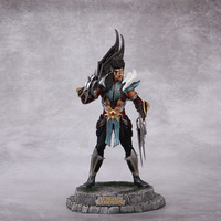 LOL League of Legends figure Action Game Draven 3D Game Heros anime creative boyfriend gift