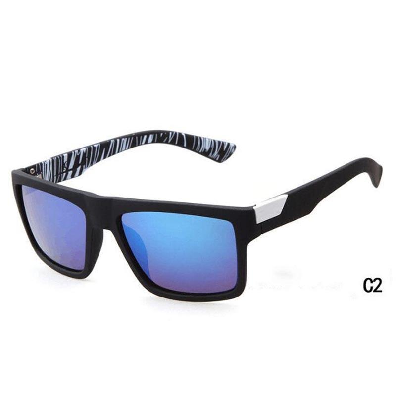 5ad64924f9 2019 Classic Fashion Square Sunglasses Men Brand Dersigner Sunglasses Fox  Goggle Eyewear Fmale Male Sun Glasses Oculos UV400