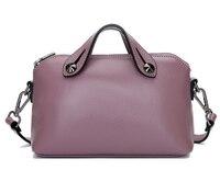 2019 New Women Genuine Leather Messenger Bags Litchi Stria Cross Body Shoulder Chains Bags Female Cowhide Elegant Handbage D564