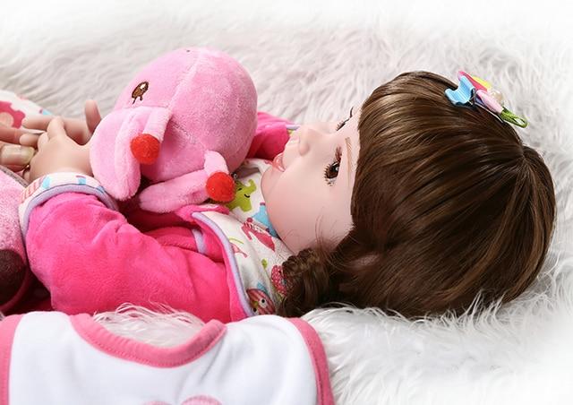 Baby Doll Toys  Newborn Girls Birthday Gift