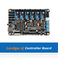 3D Printer Board ARM 32Bit Lerdge K Control Motherboard For Dual Extruder With 6pcs A4988 Drv8825 LV8729 TMC2100 TMC2208 Driver
