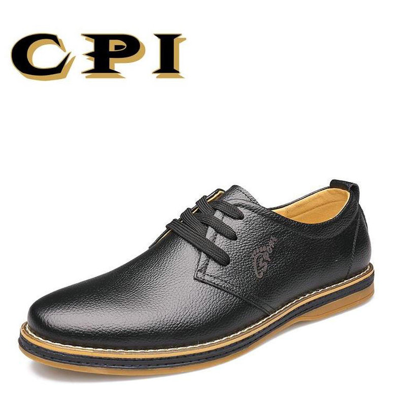 CPI 2017 New Fashion design men's casual leather shoes Breathable Comfortable soft Lace Up young flats Driving shoes   AA-06 2017 new women shoes genuine leather casual shoes flats breathable lace up soft fashion brand shoes comfortable round toe white