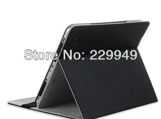 UPS free shipping Lot of 3pcs 9.7inch special leather case for Cube U9GT5 high quality