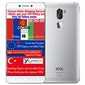 Оригинальный смартфон Letv Прохладный 1 Dual Leeco Cool1 Snapdragon 652 4 ГБ RAM 64 ГБ ROM Coolpad Мобильный сотовый Телефон Android 6.0