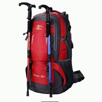 תיק מסע לטיולים 40 60 ליטר עמיד למים