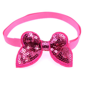 Image 4 - 50pcs Pet Supplies Dog Accessories Bright Sequin Pet Dog Cat Bow Ties Neckties Puppy Bow tie Dog Party Decoration Products