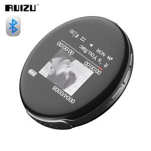 Image 3 - أحدث مشغل MP3 RUIZU M1 بلوتوث الرياضة مشغل MP3 صغير محمول الصوت 8GB مع المدمج في مكبر الصوت FM الكتاب الإلكتروني مشغل موسيقى