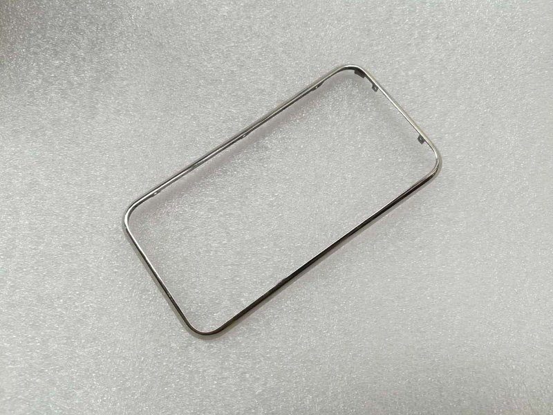 Running Camel Silver Metal Middle Chrome Bezel Frame For IPhone 2G 1st Gen