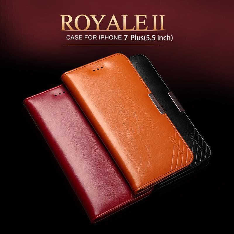 "Цена за KALAIDENG для Apple iPhone 7 Plus 5.5 ""кожаный чехол + TPU чехол для iPhone7 плюс Книга Стиль Флип кожаный Чехол"
