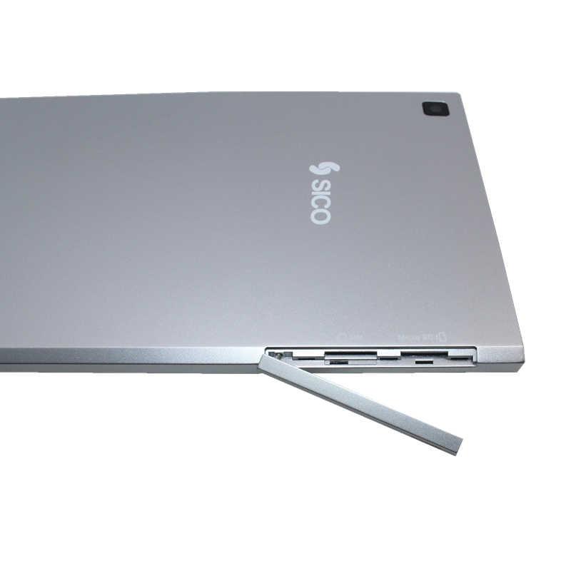 8 pouces LED tablette PC support 3G réseau Intel Baytrial-T Z3735F Windows 8.1Quad Core 1 + 16GB 1280x800 IPS