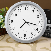 Storage Box Clock Creative Novelty Money Jewellery Storage Container Mechanical ABS Wall Clock Cash Safe Box clocks