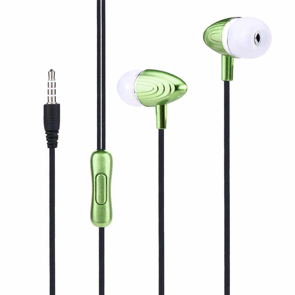 3.5 مللي متر ل PS4 عالية الجودة لعبة سماعة سلك خط سماعة مزدوجة باس في الأذن ستيريو سماعة أذن سماعة