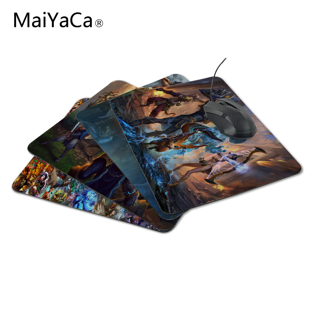MaiYaCa Smite ame Mats 220mmX180mmx2mm aming Desk Pad Mouse Pads Not Lockedge MousePad