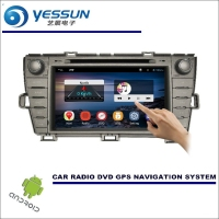 YESSUN For Toyota Prius 2009~2015 Car DVD Player GPS Navi Navigation Android System Radio Stereo Audio Video Multimedia