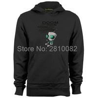 Invader Zim Gir S Doom Song Mens Womens Cartoon Hoodies Sweatshirts