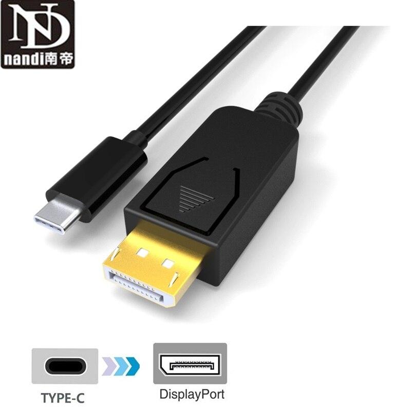 Lindy 43245 Adaptateur USB 3.1 Type C vers DisplayPort