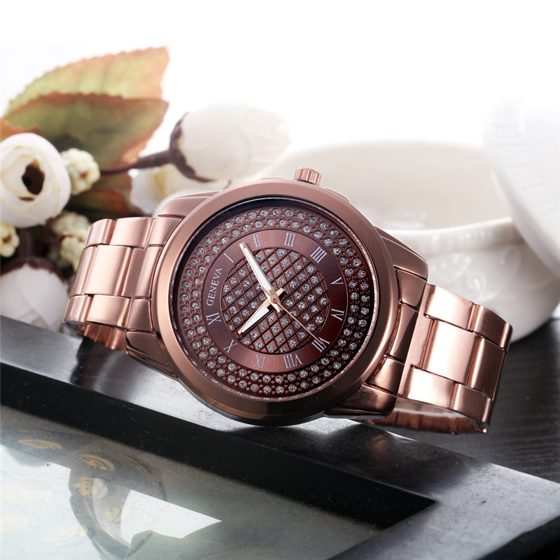 New Arrival Casual Women Watches Stainless Steel Sport Quartz Hour Wrist Analog Watch Relogio Feminino Fabulous Horloges Vrouwen new arrival fashion women watches analog quartz rhinestone crystal stainless steel wrist watch relogio feminino