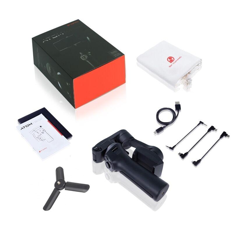 Snoppa Atom sklopivi džepni troosovinski pametni ručni stabilizator - Kamera i foto - Foto 6