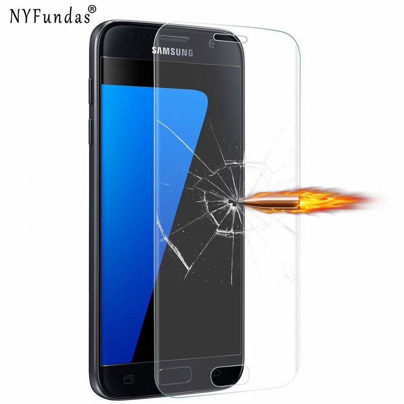 2pcs For Protection Samsung S6 Edge S6edge Screen Protector Full Screen Coverage High Definition Hd Clear Shield Accessories Cellphones & Telecommunications