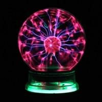 Plasma Ball Sphere Light Magic Crystal And Holiday Lamp 4 5 6 8 Inch Magic PLASMA