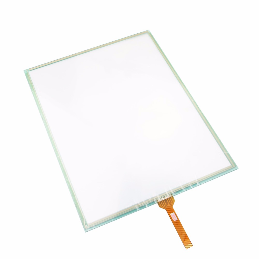 15 Inch U.S.P. 4.484.038 G-34 8 Wires Touch Screen Digitizer Panel Glass 329*250mm new 15 inch amt9535 amt 9535 8 wire touch screen glass panel digitizer