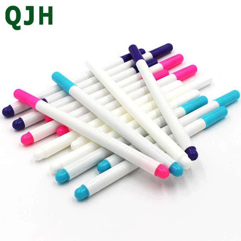 4 шт. маркеры для стежков растворимые крестиком водостираемые ручки люверсы чернильные ручки для маркировки ткани DIY Рукоделие швейные инструменты