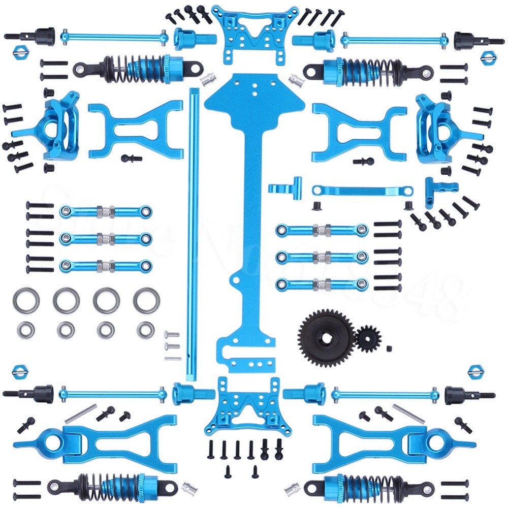 1 Set Complete Upgrade Parts Kit For 1 18 WLtoys A959 B A969 B A979 B