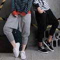 Autumn Casual Black Dance harem Hip hop Trousers joggers personality pants