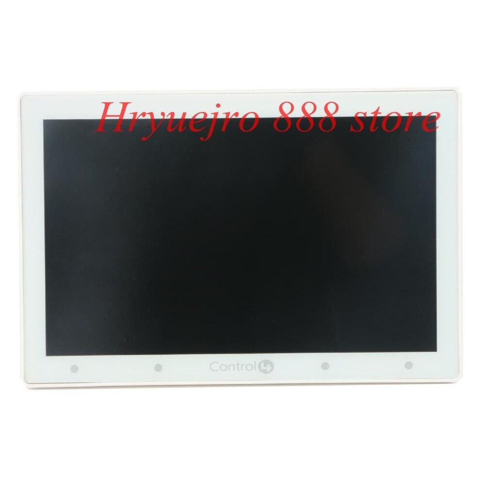 "Ecran lcd c4 tswmc7 eg wh utilisé Control4 Control 4 C4-TSWMC7 EG BL 7 ""In-Wall ecran tactile blanc dans la boîte d'origine"