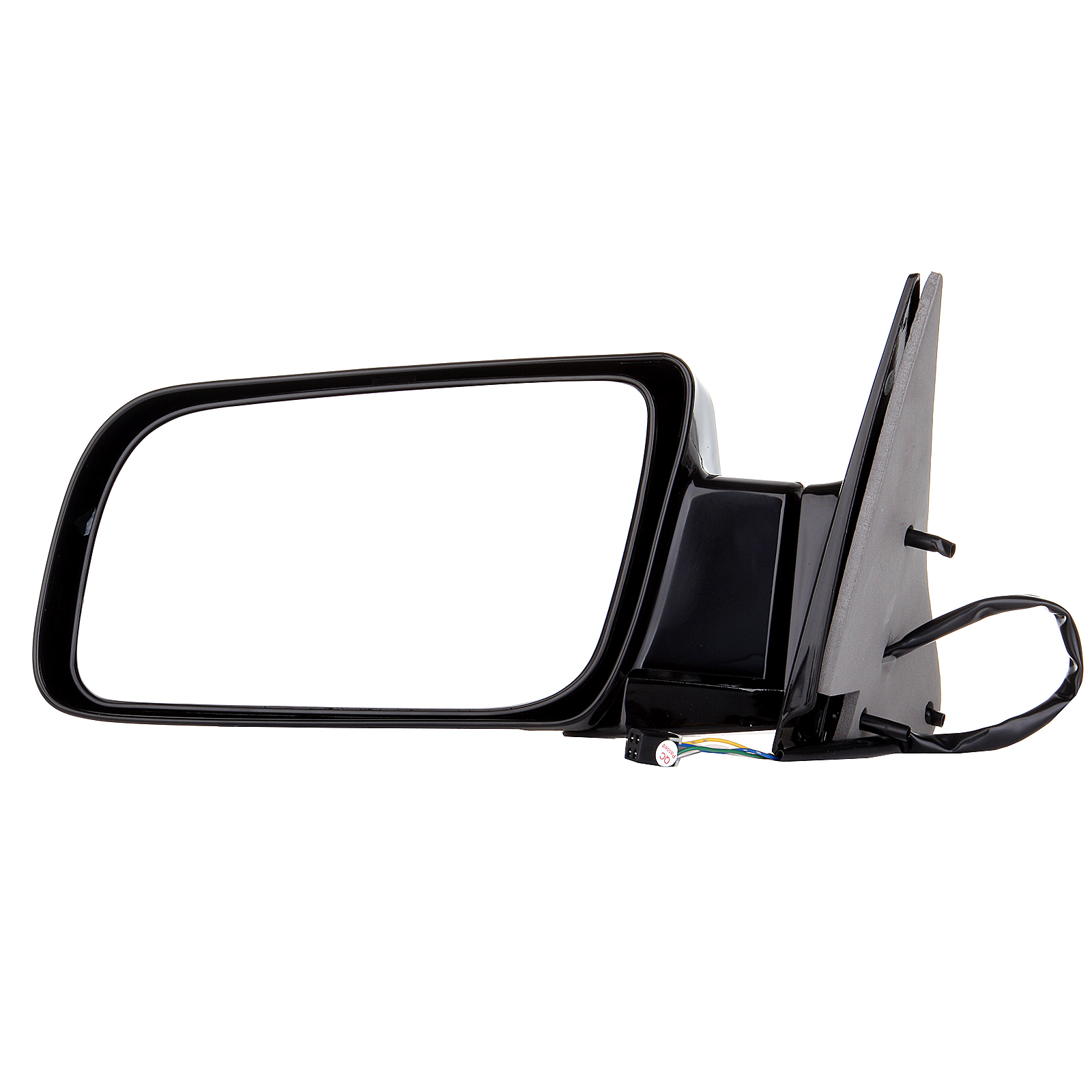 Eccpp mirror for chevy gmc suburban c k 1500 2500 3500 tahoe yukon manual folding