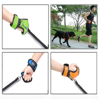 TAILUP Dog Hands Free Leash Nylon Quick Release Leashes Outdoor Pets Runing Riding Walking Hiking Accessories