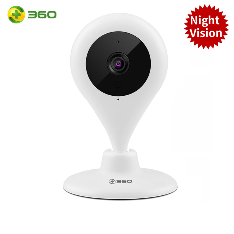 360 Home Camera 720P with 32G SD Card Mini Water Drop Smart IP Camera WiFi Security Motion Detection 2-way Audio Night Vision smart mini camera wifi support two way audio night vision sd card onvif motion detect camera with wifi for home security