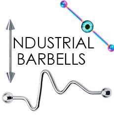 Industrial-Barbells