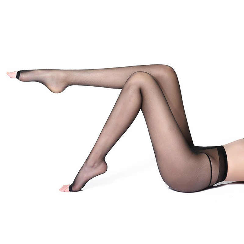 049bccae4ad ... 1pcs Summer Female Peep Toe Pantyhose Stockings Sexy Ladies Girls Super  Elastic Fish Head Open Toe ...