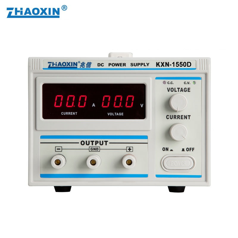 High-power electroplating electrolysis power supply charging aging test DC power supply KXN-1550D 15V / 50A power pw6236frmks