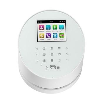 KERUI W2 WiFi GSM PSTN Burglar Home Security Alarm System alarm IOS Android APP remote control 2