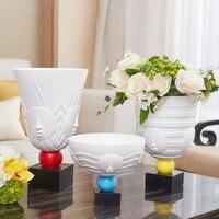 Абстрактная ваза, домашний декор украшение стол организация цветов подарок цветочный горшок формы