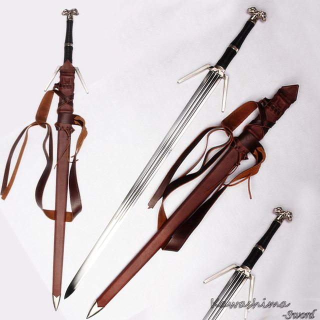 Handmade Witcher Medieval Sword