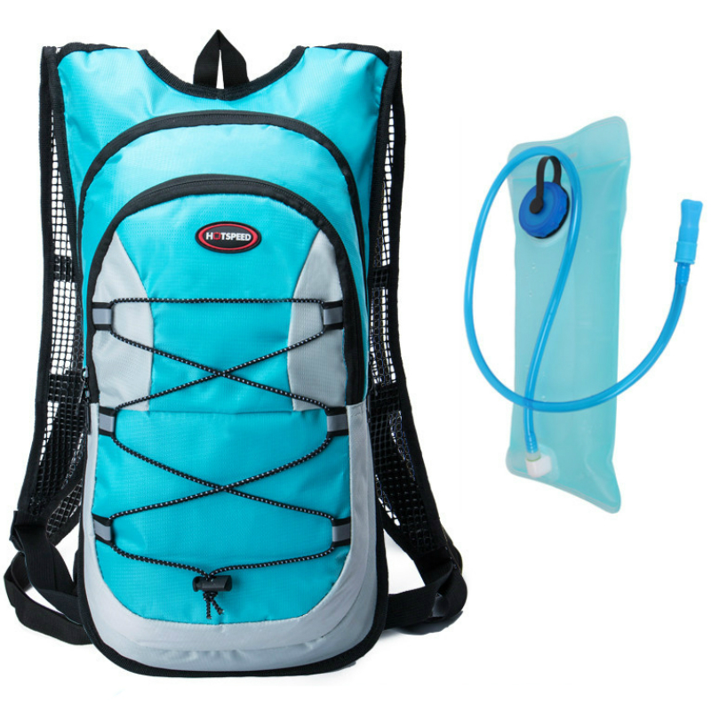 Buy Cheap Adult Bicycle Camelback Water Bags Tank Backpack Hiking Cycling Motorcross Riding Backpack With 2l Water Bag Hydration Bladder Cheap Sales 50%