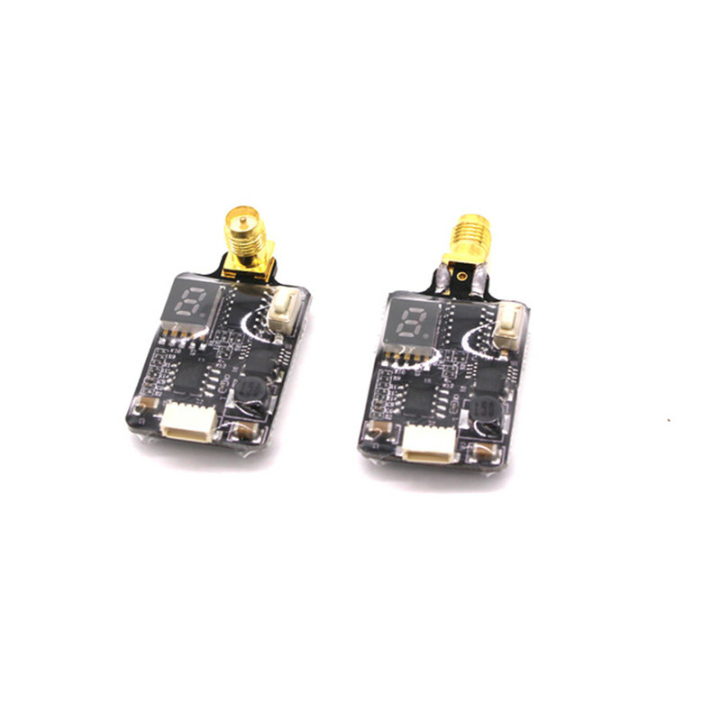 5.8Ghz Switchable Exchangeable 25mW 600mW 48CH AV Wireless Transmitter Module 5V Output for Mini FPV Racer 130 QAV X R QAV210 eachine ts840 5 8g 40ch 600mw fpv av transmitter module