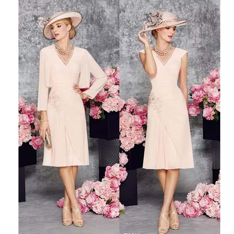 Blush Mother Of The Bride Dress Promotion Shop For